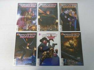 Shadow Midnight in Moscow set #1-6 8.0 VF (2014 Dynamite)