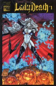 Untold Tales of Lady Death #1 VF/NM; Chaos | save on shipping - details inside