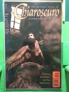 Chiaroscuro #3 The Private Lives of Leonardo Da Vinci