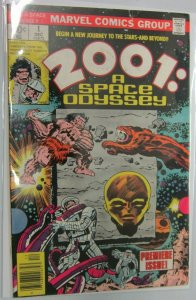 2001:A space odyssey h2o stain #1 4.0 VG (1976)
