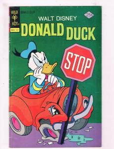 Donald Duck # 164 VG Gold Key Comic Books Donald Duck Mickey Mouse Goofy!!! SW12