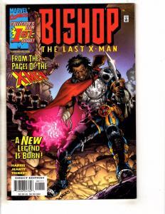 11 Bishop The Last X-Man Marvel Comic Books # 1 2 (2) 3 4 5 6 7 8 9 12 J259