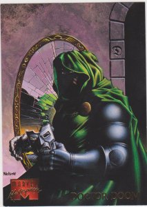 1995 Marvel Masterpieces #29 Dr Doom