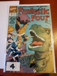 Fantastic Four #346 (1990)