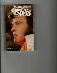 3 Books The Illustrated Elvis Neon Wilderness Sleep With Strangers Dirty JK26
