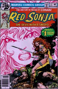 Red Sonja #12 ( 1st Series ) - 8.0 or Better