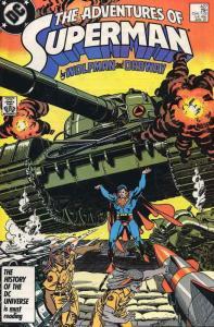 SUPERMAN 427-627 Annuals, 25-Different, Adventures Of T