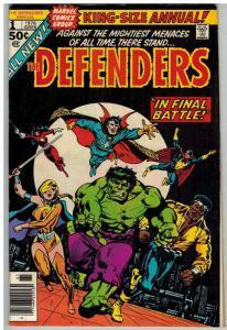DEFENDERS ANN  1 FN 1976