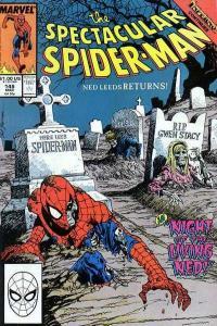Spectacular Spider-Man (1976 series) #148, VF+ (Stock photo)