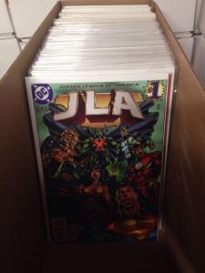 Justice League Of America JLA 1-30 32-125 Near Mint Lot Set Run 1997