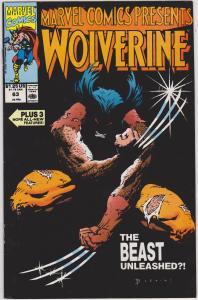 Marvel Comics Presents #63