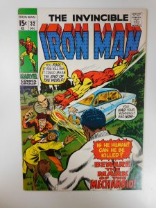 Iron Man #32 (1970)
