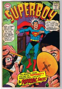 SUPERBOY #145, VF, Youthful, Neal Adams,Smallville,1949, more in store
