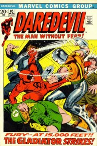 Daredevil #85 (ungraded) stock photo ID# B-10