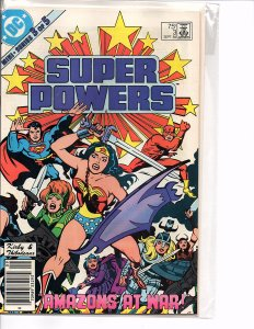 DC Comics 1984 - (Vol. 1) Super Powers #3 Jack Kirby Cover and Story