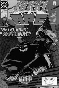 Angel and the Ape (1991 series) #1, NM + (Stock photo)