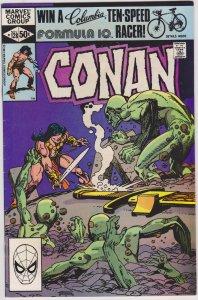 Conan the Barbarian #128 (1981)