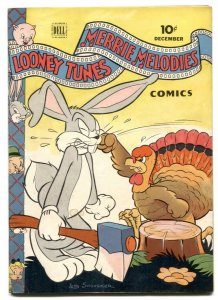 Looney Tunes and Merry Melodies #38 1944- Golden Age comic FN+
