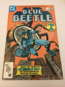 Blue Beetle 1 Vf Very Fine 8.0 DC Comics