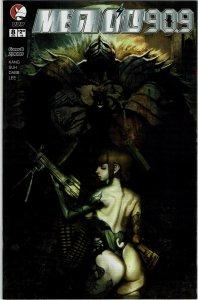 Megacity 909 #8 Devil's Due Zodd Cover B Variant NM