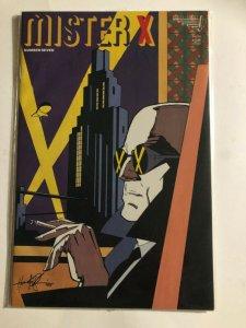 MISTER  X  NUMBER SEVEN 1986 VORTEX / NM / UNREAD