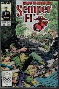 Semper Fi' #1 (Marvel, 1988)