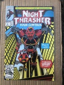 Night Thrasher: Four Control #1 (1992)