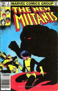 New Mutants, The (Canadian Edition) #3 FN; Marvel | save on shipping - details i