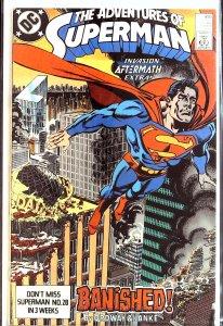 Adventures of Superman #450 (1989)