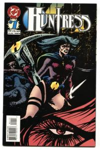 Huntress #1 1994 - First issue - DC comic book