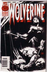 Wolverine   vol. 2   #106 FN