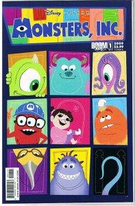 MONSTERS INC #1 B, NM, Laugh Factory, Disney, 2009, Pixar, more in store