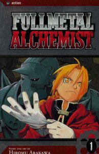 Full Metal Alchemist #1 VF; Viz   save on shipping - details inside