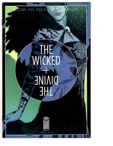 3 The Wicked + The Divine Image Comic Books # 14 15 16 Gillen McKelvie Hans WM7