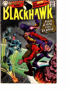 Blackhawk (1957) 233 Very Fine/Fine (7.0)