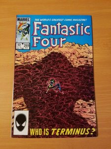 Fantastic Four #269 ~ NEAR MINT NM ~ (1984, Marvel Comics)