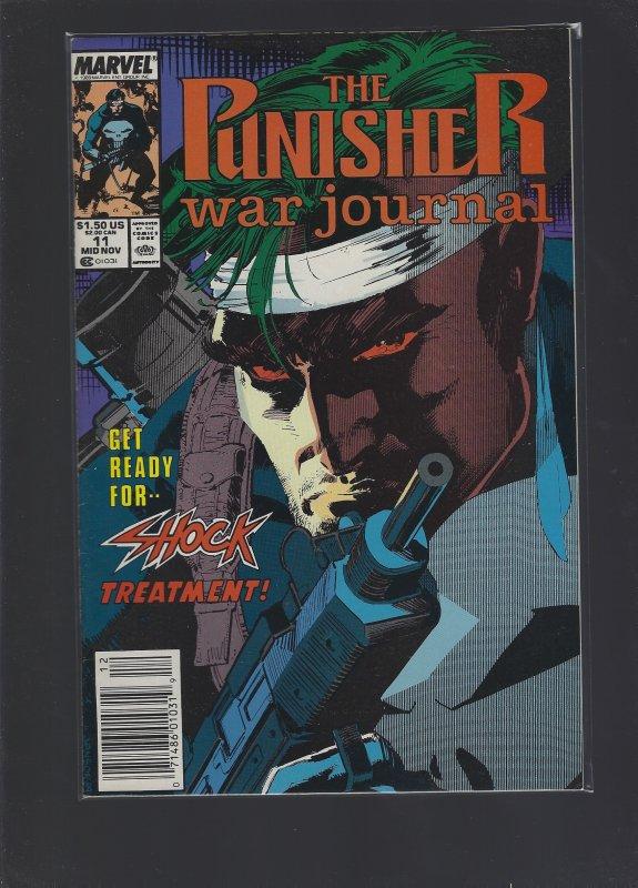 The Punisher War Journal #11 (1989)