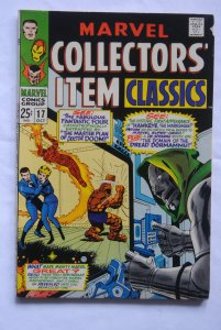 Marvel Collector Items Classics #17