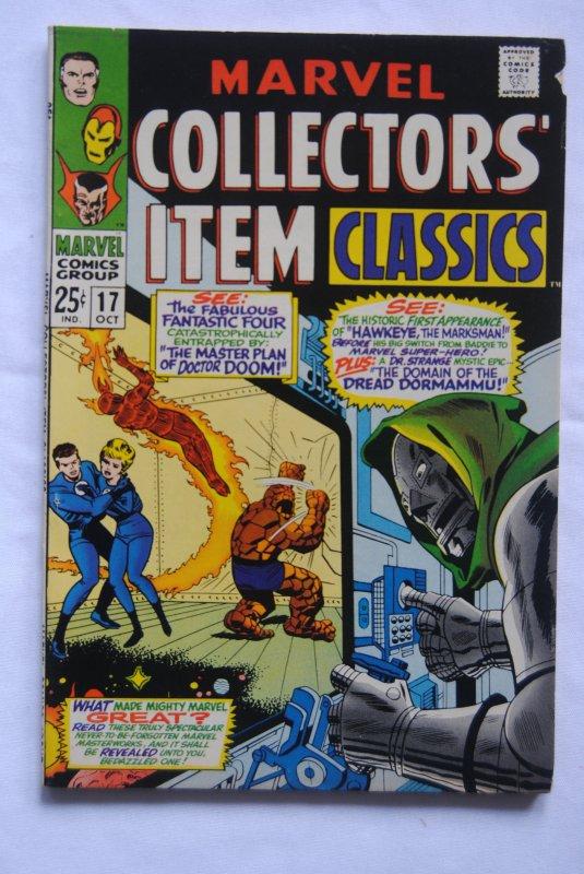 Marvel Collector Items Classics #17