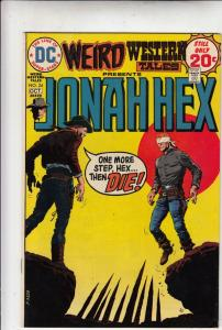 Weird Western Tales #24 (Jun-73) NM- High-Grade Jonah Hex