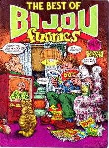 Best Of Bijou Funnies #1 (Jan-70) VF High-Grade Nard N' Pat, Pro Junior and H...