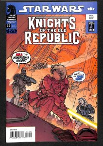 Star Wars: Knights of the Old Republic #22 (2007)