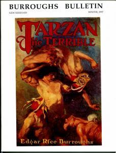 Burroughs Bulletin New Series #29 1997-ERB-Tarzan-J Allen St John-Frank Cho-VF