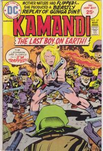 Kamandi #27