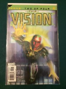 Avengers Icons: The Vision #2 of 4
