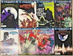 DETECTIVE COMICS#934-943 VF/NM LOT 2016 (8 BOOKS) DC COMICS