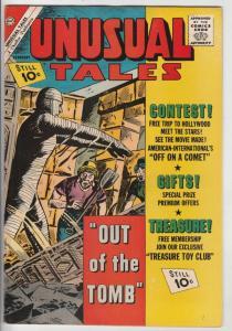 Unusual Tales #32 (Feb-62) VF/NM High-Grade