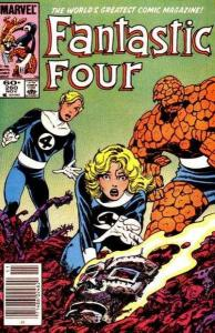 Fantastic Four (1961 series) #260, VF+ (Stock photo)