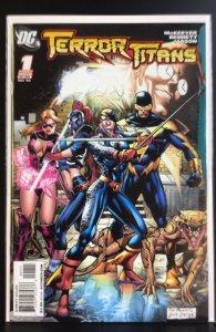 Terror Titans #1 (2008)