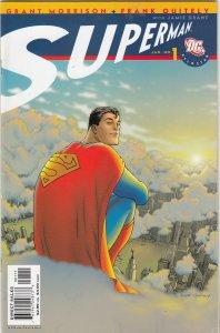 All Star Superman #1 (2006)